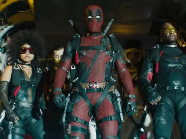 Dead pool 2 weekend collection in india