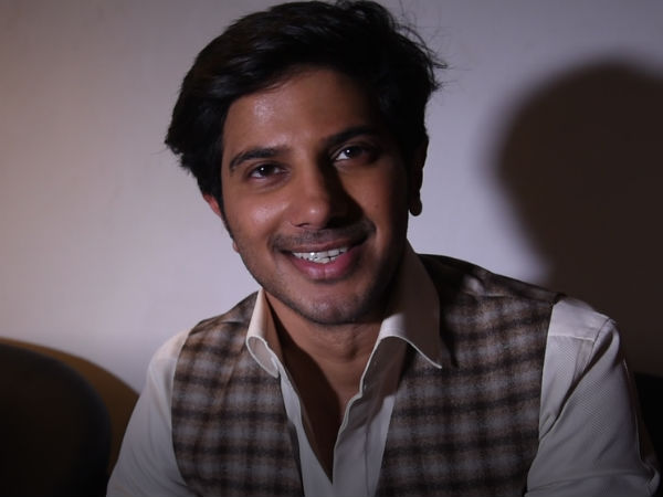 Dulquer Salmaan interview to oneindia
