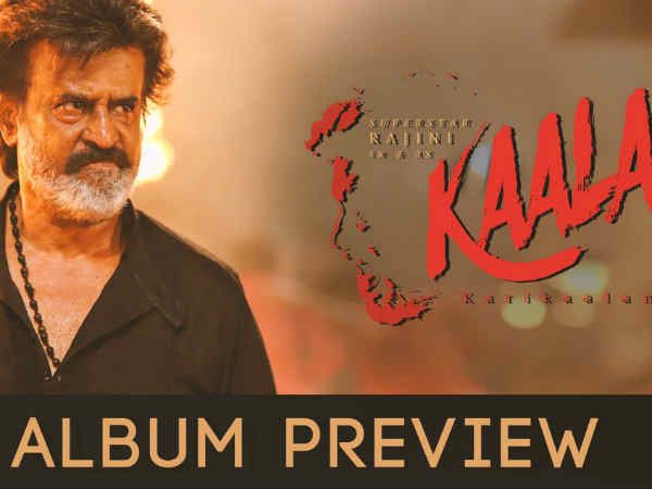kaala album preview by santhosh narayanan and pa.ranjith