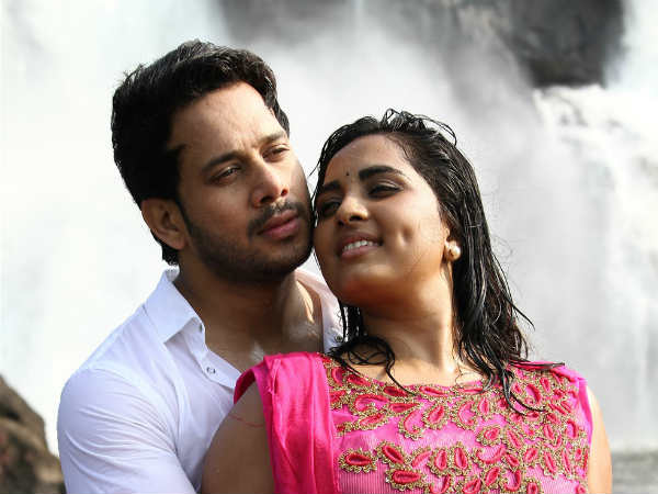Actor Bharath starring Pottu movie is releasing on may 25