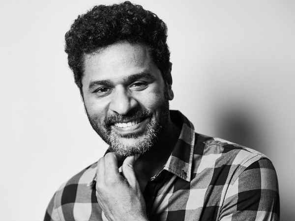 Prabhudeva plays cop role for a first time