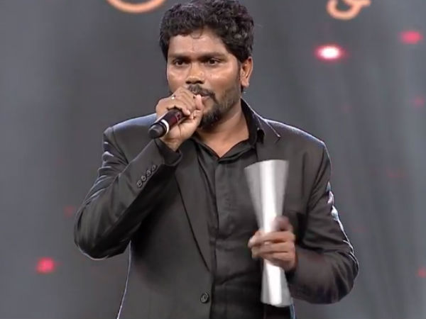 Director Pa.Ranjith in kaala audio release