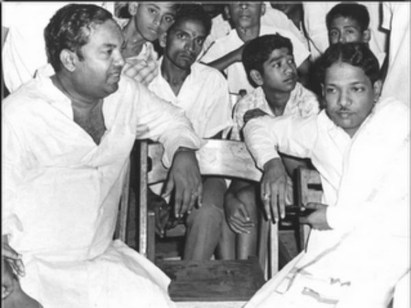 Karunanidhis contribution to tamil cinema