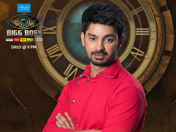 Big Boss Season 2 Tamil: Mangatha fame Mahat Raghavendra enter into the house as the third contestant