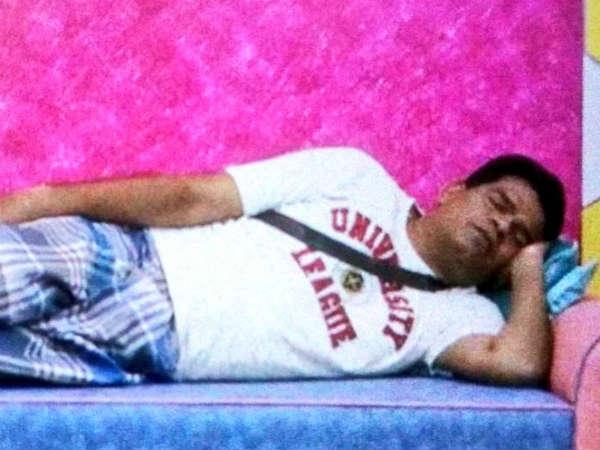 பிக் பாஸ் வீட்டின் மிக்சர் மாமா பொன்னம்பலம் தான் #BiggBoss2Tamil