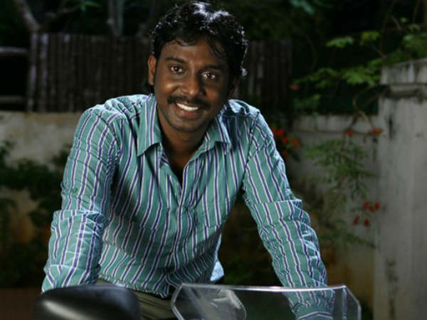 Actor Vijay Vasanth breaks his leg in shooting