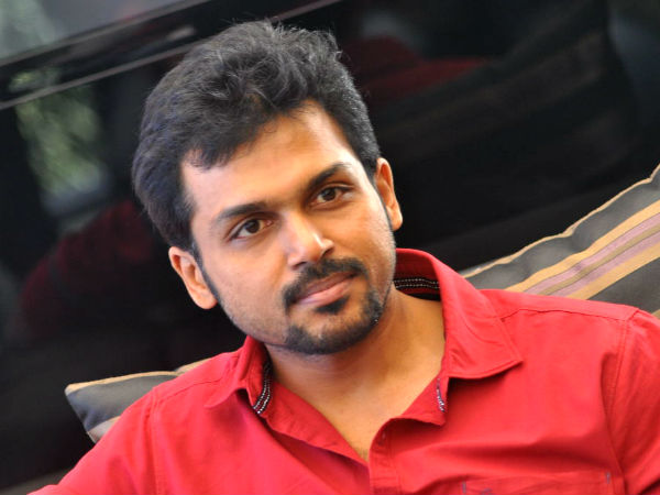 Will Karthi say YES to Yatra?