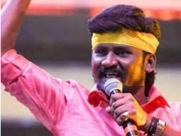 சிவகார்த்திகேயனுக்கு பாடும் மக்கள் கலைஞன் செந்தில் கணேஷ்!