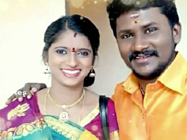 Senthil Ganesh and Rajalakshmi couple song!