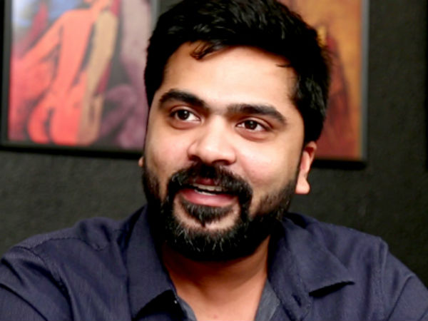 Simbu tells about his first love