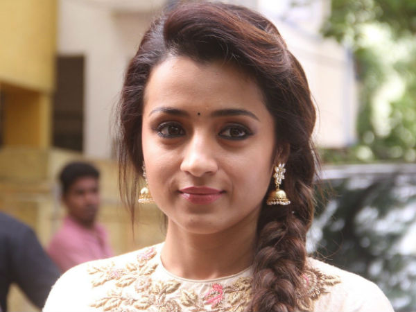 Trisha speaks on Sri Reddy Leaks Scandal and her name surfacing in that issue