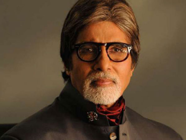 A Great salute to actor Amitabh Bachchan