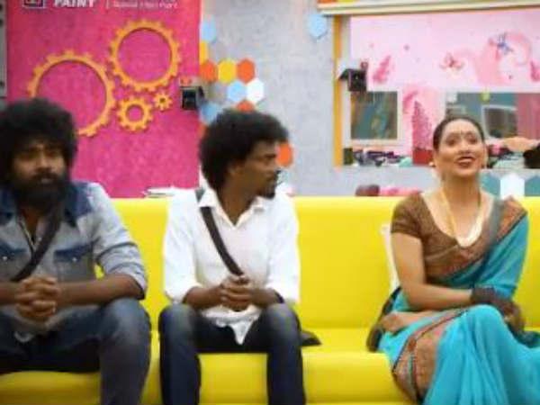 பிக் பாஸ் வீட்டில் இருந்து வெளியேறப் போவது ஒரு பெண்?: சத்தியமா ஐஸு கிடையாது