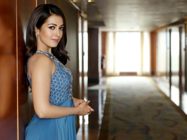 Catherine Tresa does a heavy thing for Siddharth movie