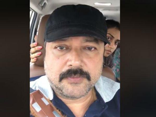 Landslide: Jayaram gets stuck for 18 hours
