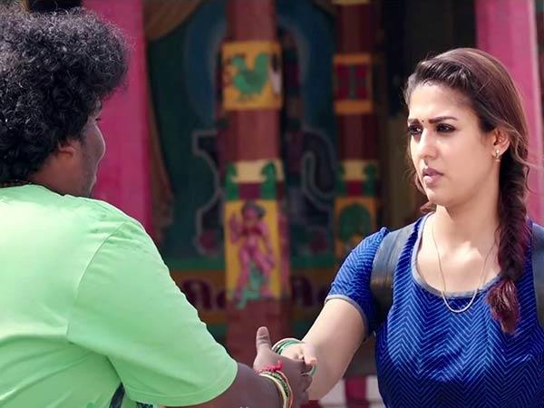 'கோலமாவு கோகிலா'... நயன்தாரா படமா... யோகிபாபு படமா... விமர்சனம்!