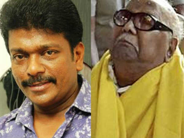 Parthiban deeply saddened by Karunanidhis death