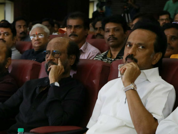 Tamil cinema industry gathers for Karunanidhi