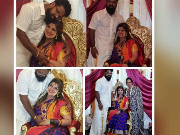 நடிகை ரம்பா மூன்றாவது முறையாக கர்ப்பம்.. கனடாவில் விமரிசையாக நடைபெற்ற வளைகாப்பு!