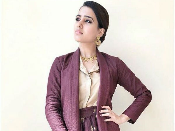 Samantha wishes Nagarjuna!