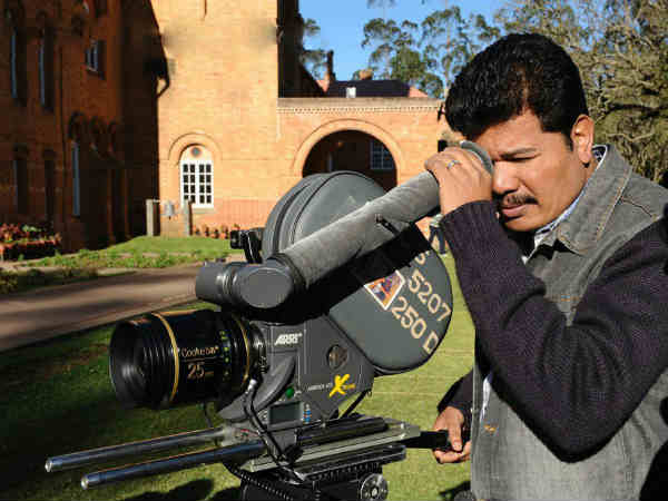 Director Shankar turns 55
