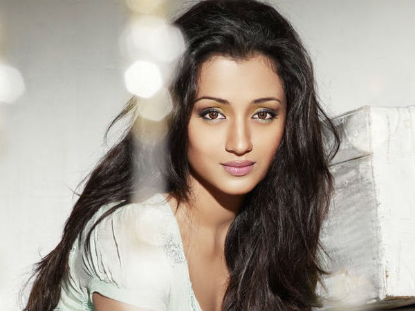 Trisha new look for Rajini movie!