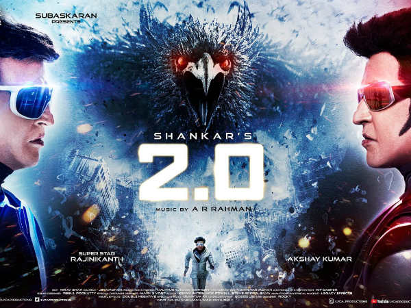 Shankar reveal 2.0 teaser releasing time!