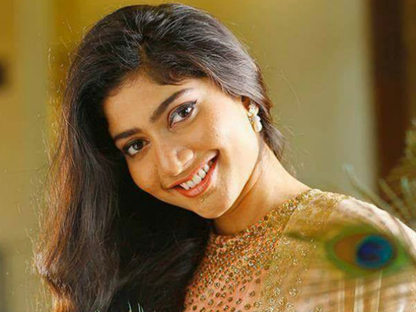 Sai Pallavi gets 1 million followers on twitter