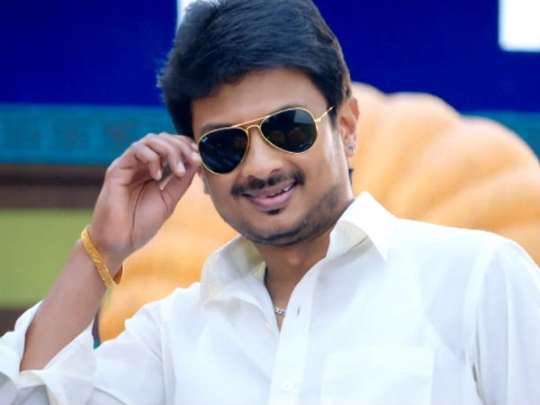 Udhayanidhi matured handling!