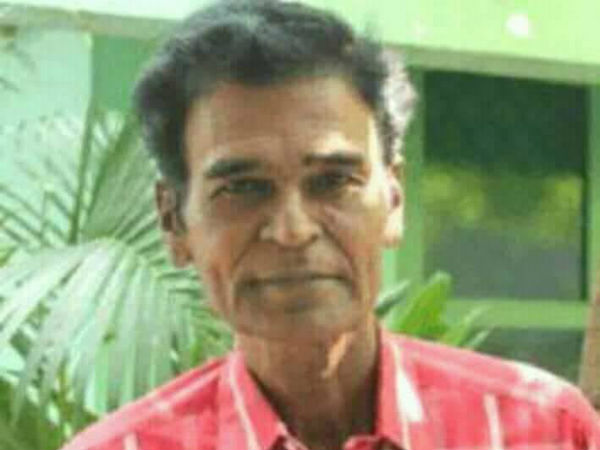 Actor Kovai Senthil no more