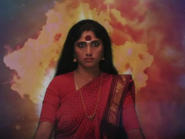 இது ரொம்ப சக்திவாய்ந்த அம்மனா இருக்குமோ?: பிக்பாஸ் ஜூலி படத்தின் டீசர்