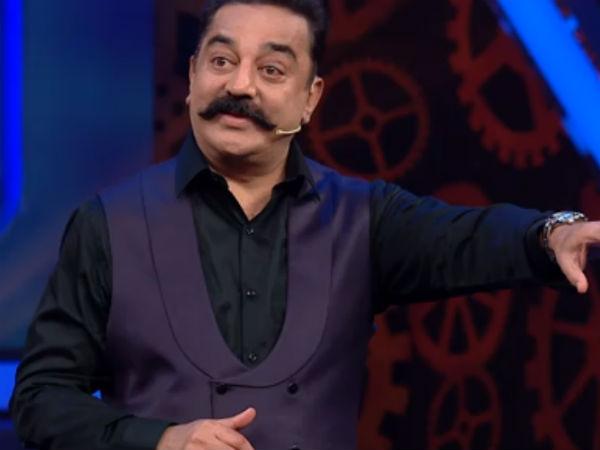 கிளிக்காக அட்ஜஸ்ட் செய்த பிக் பாஸ்: அறிவித்த கமல்