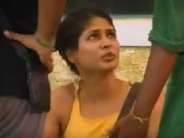 பிக் பாஸ் வீட்டின் 'இம்சை அரசி' ஆன விஜி... என்னமா டெரரா யோசிக்கிறாங்க!