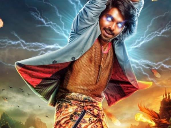 இது நித்யானந்தா படமல்ல நித்யா நந்தா படம்... விளக்குகிறார் அஅஅ ஆதிக்!