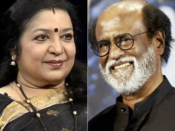 ராமாவரத்தில் வைத்து எம்.ஜி.ஆர். ரஜினியை அடித்தாரா?: நடிகை லதா விளக்கம்