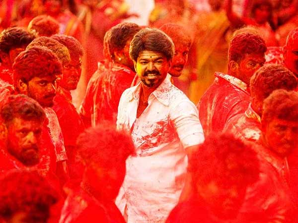 Mersal China release!