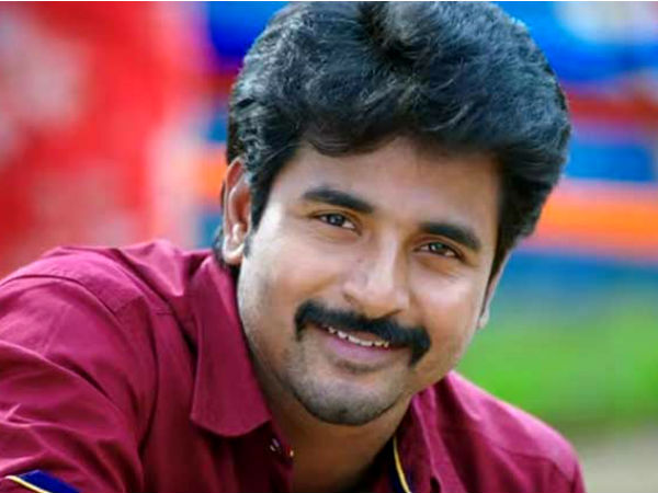 Sivakarthikeyan next is racy thriller!