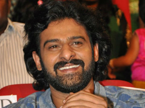 Actor Prabhas new business!