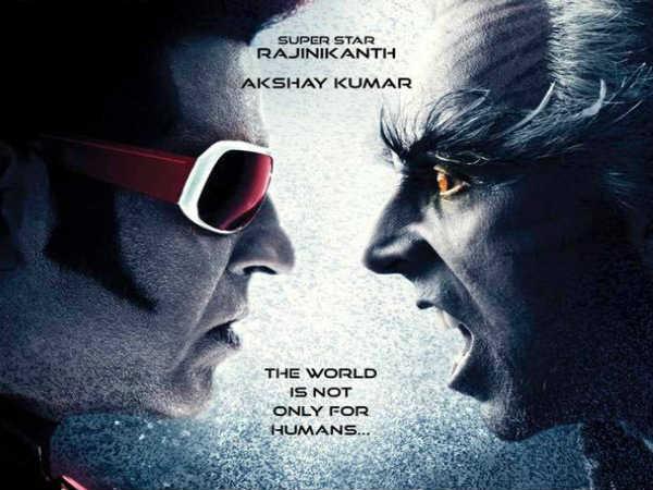 2.0: ஷங்கருக்காக ரஜினி எடுத்த 4வது அவதாரம் என்ன?: வீடியோ இதோ