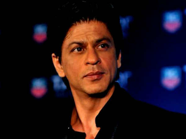 Shah Rukh Khan about overconfidence!