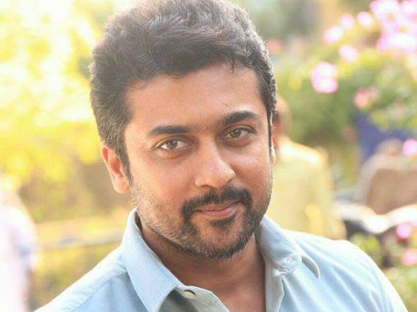 Actor Surya support Vijay Devarakonda!