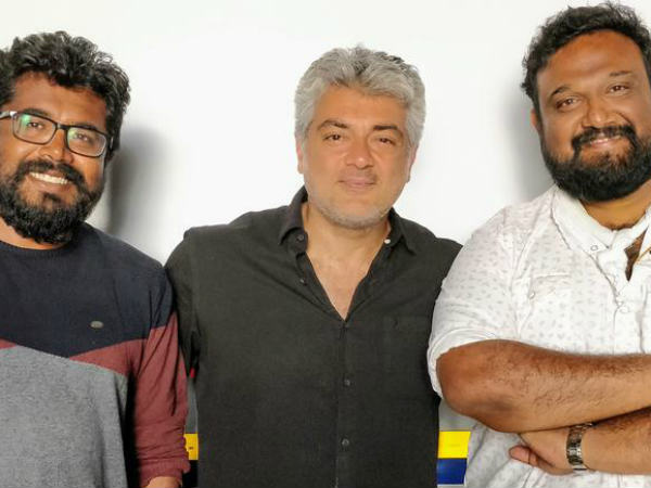 Viswasam final stage shooting completed!