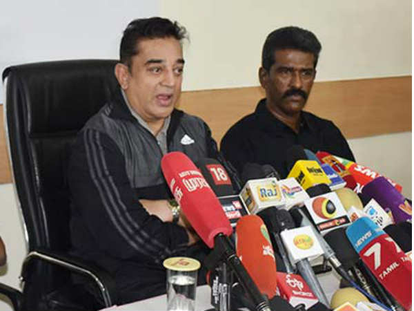 My last film is Indian 2: Kamal