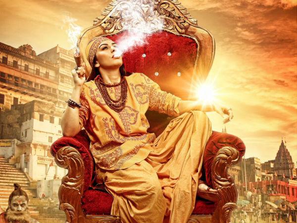 மஹா போஸ்டர் சர்ச்சை.. இதற்கு தானே ஆசைப்பட்டாய் ஹன்சிகா!