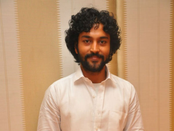 Actor Chandran changed his name