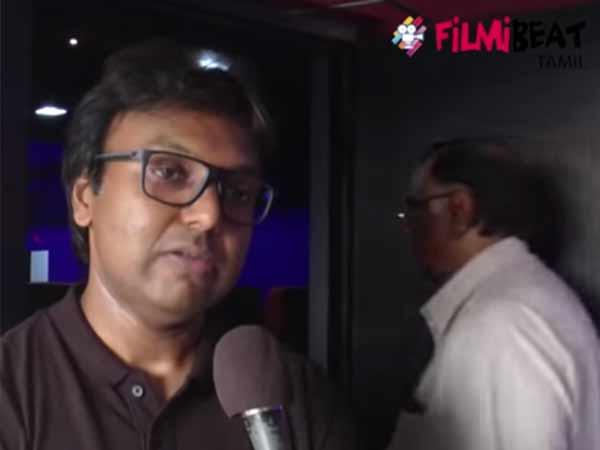Exclusive : விஸ்வாசம் படத்தின் மையக்கருவே 'கண்ணான கண்ணே' பாடல் தான்: இமான் பேட்டி