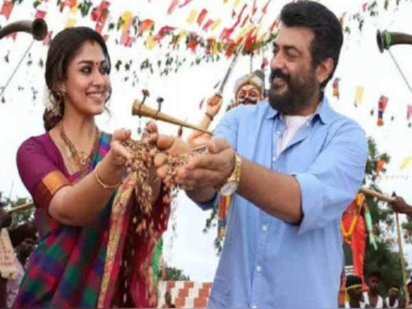இந்திய பாக்ஸ் ஆபீஸில் புதிய சாதனை படைத்த விஸ்வாசம் #Viswasam