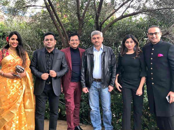 61st grammy awards: மீண்டும் மகளுடன் ஏ.ஆர்.ரஹ்மான்.. பெருமைப்பட்ட ப்ரியங்கா சோப்ரா!