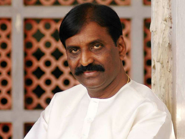 Seenu Ramasamy offers Rs. 10 lakhs for Vairamuthu song