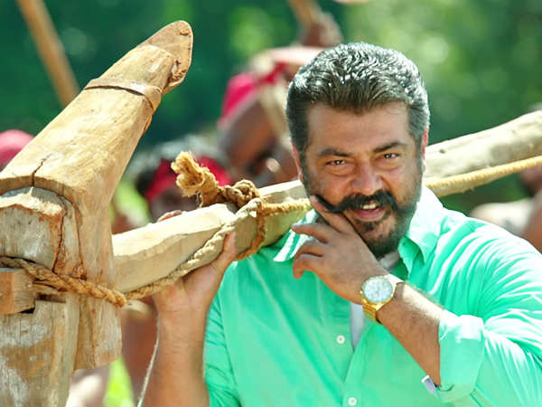 Amazon Prime decides to release Viswasam on this date
